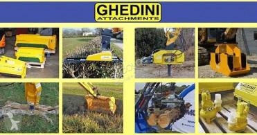 Attrezzature per macchine movimento terra Equipements ghedini-socoloc usata