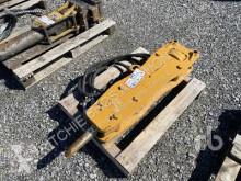 equipamientos maquinaria OP Martillo hidráulica Lifton