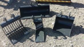 Equipamientos maquinaria OP Pala/cuchara Kraanbakken 1,4-1,9T