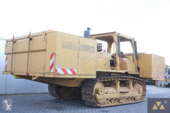 Caterpillar D6E Fuel tanker machinery equipment
