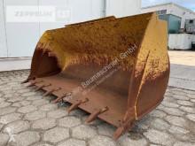 equipamentos de obras balde Caterpillar