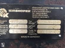 pala/cuchara Kinshofer