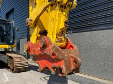 Komatsu Miller PC490 used hitch and couplers