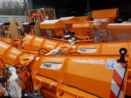 Equipamientos maquinaria OP Samasz PSV 251 Vario > www.buchens.de Cuchilla / hoja pala quitanieves nuevo