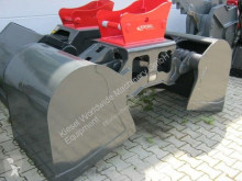 Equipamientos maquinaria OP cuchara de mordazas Sonstige Zweischalen - Verladegreifer TQC60 - 800 Liter