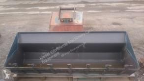 Vybavenie stavebného stroja lopata Mecalac Ladeschaufel 2250MM 700L 12MTX