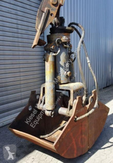 Equipamientos maquinaria OP cuchara de mordazas Componenta Zweischalen-Tiefbau-Greifer 1000 mm PC240 SW25