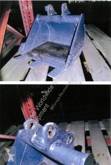 Equipamientos maquinaria OP Pala/cuchara Hitachi Tieflöffel, Anbau ZX 10, KL.- 2,5 To., SB 350mm