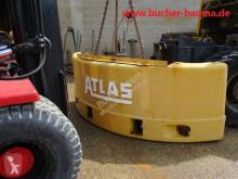 Atlas Kontergewicht Baumaschinen-Ausrüstungen
