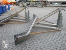 Lame de bulldozer Modderschuiven 2-5 mtr neuf
