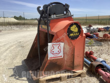 Allu DN 3-12 Crusher bucket tweedehands Graafbak