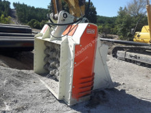 Elek kepçe MB Crusher Impact Screening Bucket