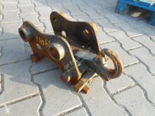 Equipment New Holland E35BSR used hitch and couplers