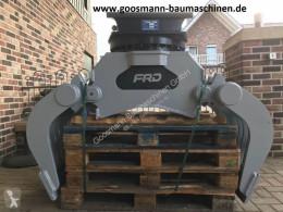 Equipamientos maquinaria OP Furukawa FRD FDG35-PL pinza usado