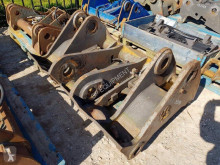 Gebruikte snelwissel wiellader Syst 2003 used hitch and couplers