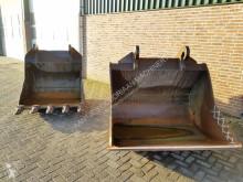 Equipamientos maquinaria OP Verachterd dieplepel Pala/cuchara usado
