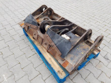 Nc WA250pz-6 used hitch and couplers