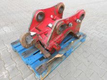 Verachtert hitch and couplers CAT 324D