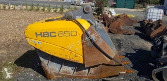 Hartl used crushing/sieving equipment