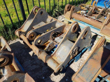 Eurosteel hitch and couplers Volvo L70/L90