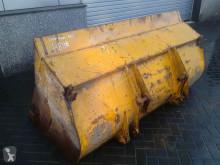 Zettelmeyer ZL 1001 - 2,20 mtr - Bucket/Schaufel/Dichte bak balde usado