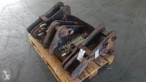Attaches et coupleurs ABL 120 - Fiat-Hitachi W 170 - Quick coupler