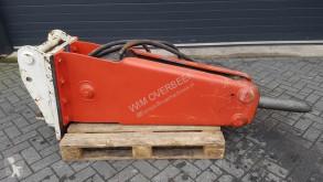 Młot hydrauliczny nc hammer - Hydraulikhämmer/Sloophamer