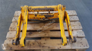Ahlmann AZ 14 - Quick coupler/Schnellwechsler/Snelwi used hitch and couplers