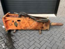 Equipamientos maquinaria OP Martillo hidráulica SEBA SEBA 500 - Hydraulic hammer