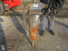 Equipamientos maquinaria OP Martillo hidráulica Zeppelin MS03 - Hydraulic hammer/Hydraulikhämmer/Slooph