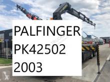 Grúa grúa auxiliar Palfinger PK42502 PK42502 MET REMOTE CONTROL