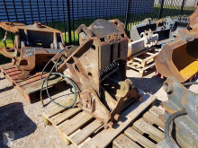 Mechanisch kantelstuk met cilinders CW40 used hitch and couplers
