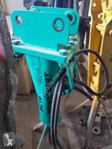 Equipamientos maquinaria OP Montabert Martillo hidráulica usado