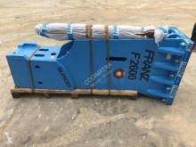 Equipamientos maquinaria OP Martillo hidráulica Franz F2600