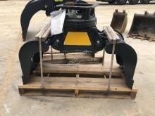 Equipamientos maquinaria OP Pinza pinzas de selección Mustang GRP250