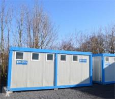 Baucontainer Sanitairunit 5m