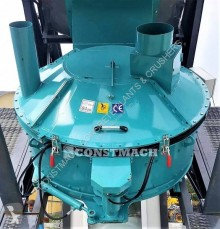 Constmach CPM PAN MİXERS mixer ny
