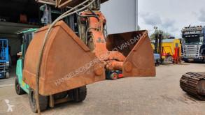 Equipamientos maquinaria OP pinza 2-schalengrijper hydraulisch grijpend en roterend