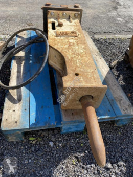 POUR PELLE 3,5T A 8T hydraulisk hammer brugt
