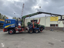 Semi reboque transporte de madeira 210SL + Trailer Good Working 210SL + Trailer Good Working