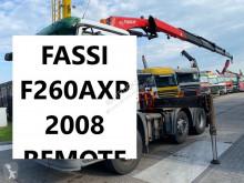 Grue auxiliaire Fassi F260AXP F260AXP