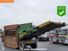 Concassage, recyclage convoyeur Euro Sizer 122 Screener