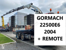 Hulpkraan 22500E6 - 6X HYDRAULIC + REMOTE CONTROL 22500E6