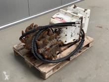 Equipamientos maquinaria OP Simex TF 400 Rotary cutter | MS08 equipamiento perforación, trilla, corte usado