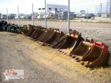 Equipamentos de obras balde CAZOS MIXTA