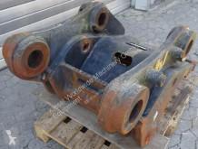 Equipamientos maquinaria OP Enganches y acoplamientos Caterpillar Attache rapide VERACHTERT CW55S pour excavateur CAT345B