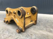 Vybavenie stavebného stroja uchytenia a spojky Verachtert CW45S