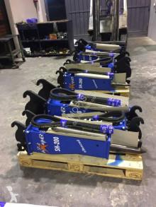 Equipamientos maquinaria OP Hammer Martillo hidráulica nuevo