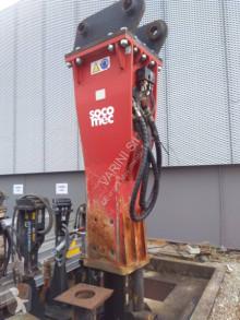 Socomec MDO 2600 TS młot hydrauliczny używany