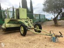 Vybavenie stavebného stroja zametacie vozidlo Lebrero